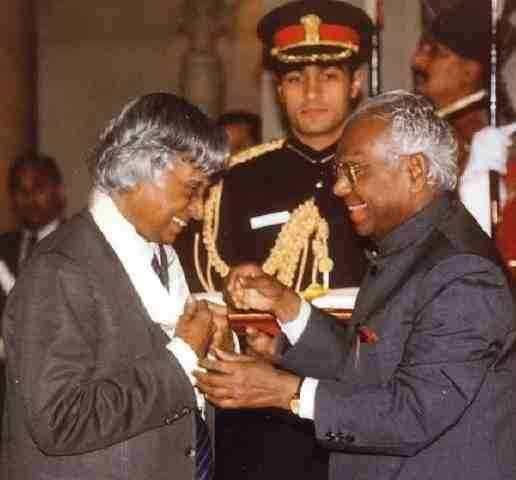 भारत रत्न से सम्मानित भारत के पूर्व राष्ट्रपति और मिसाइल मैन डॉ एपीजे अब्दुल कलाम