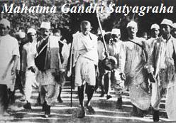 महात्मा गांधी सत्याग्रह