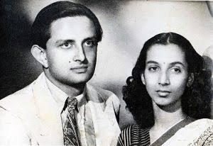 विक्रम और मृणालिनी साराभाई