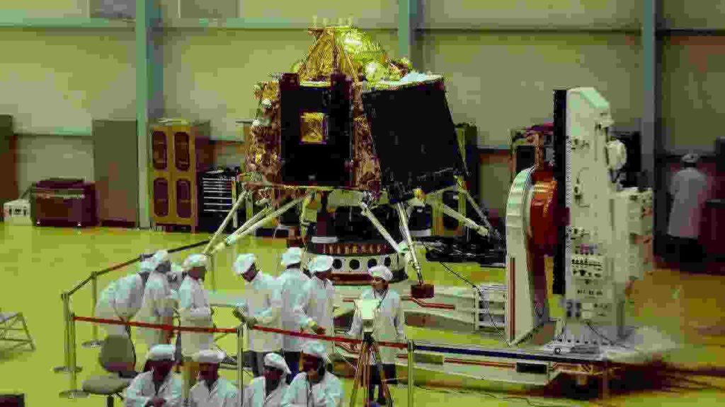 चंद्रयान 2 मिशन