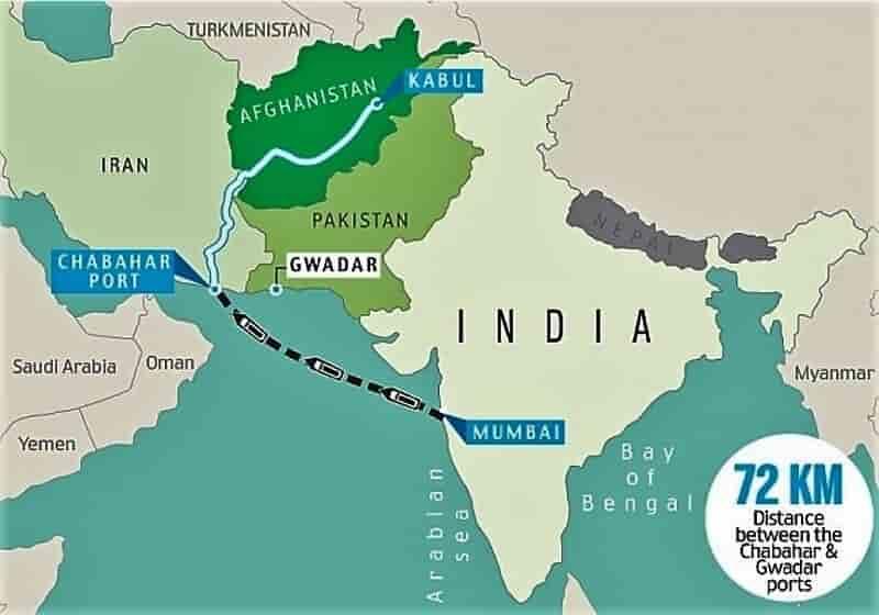 भारत और चाबहार बंदरगाह