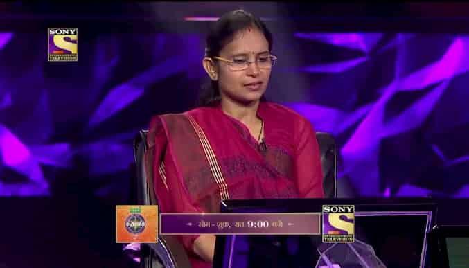 बीना राठौर कौन बनेगा करोड़पति में