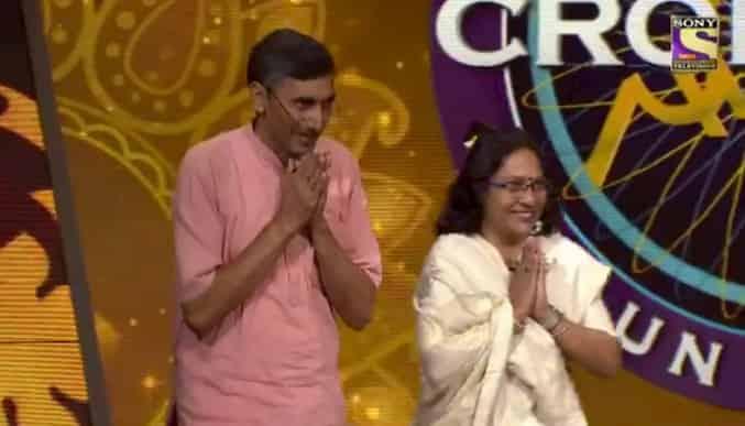 डॉ बृजमोहन और उनकी पत्नी डॉ माधुरी भारद्वाज